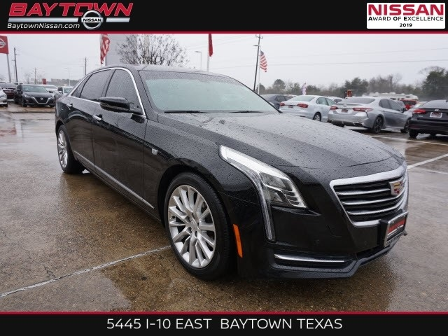 Pre-Owned 2018 Cadillac CT6 2.0L Turbo Standard