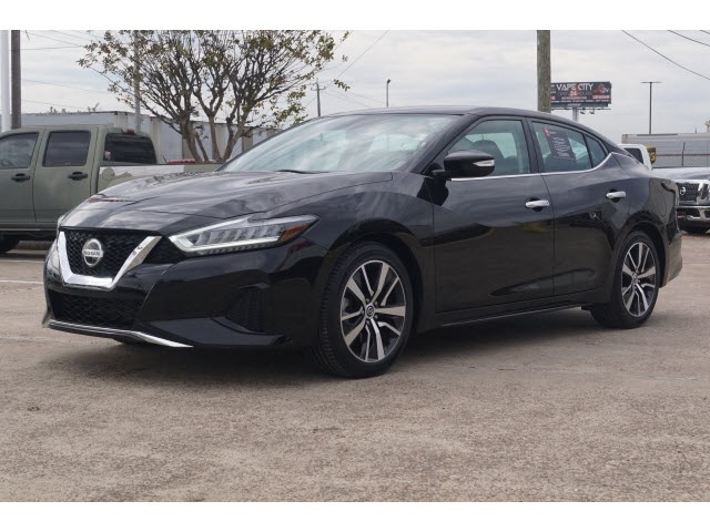 Pre-Owned 2019 Nissan Maxima 3.5 SV