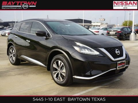 New 2020 Nissan Murano S FWD 4D Sport Utility