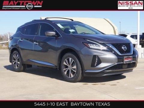 New 2020 Nissan Murano SV FWD 4D Sport Utility
